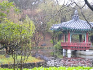 Korean Traditional Garden