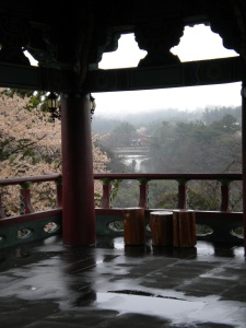 View of Falls from Pagoda