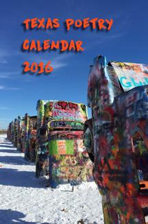 Texas Poetry Calendar 2016